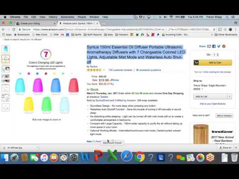 How To Create A Listing On Ebay Using Seller Hub Youtube