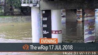 PAGASA warns of more monsoon rain on July 18