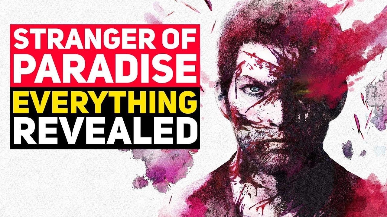 Stranger of Paradise: Final Fantasy Origin Granular Breakdown (E3 2021)