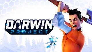 Surviving the Cold and Becoming the Ultimate Predator! - Darwin Gameplay Project - New Battle Royale
