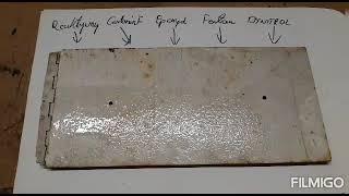 Rdza kontra podkład reaktywny, cortanin f, Epoxyd protect 360, fertan, dynitrol rc800.