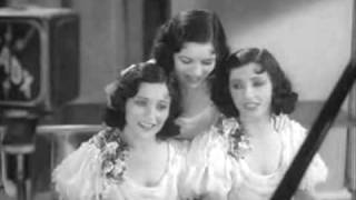 The Boswell Sisters - PUT THAT SUN BACK IN THE SKY