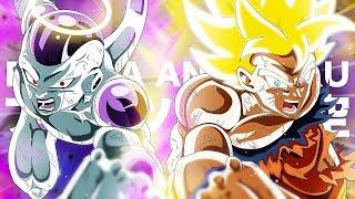 THE BEST LR AWAKENS! AMAZING LR Goku & Frieza Showcase! Dragon Ball Z Dokkan Battle