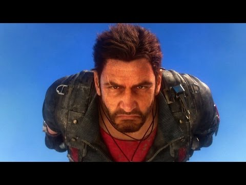 Just Cause 3: Debut Trailer