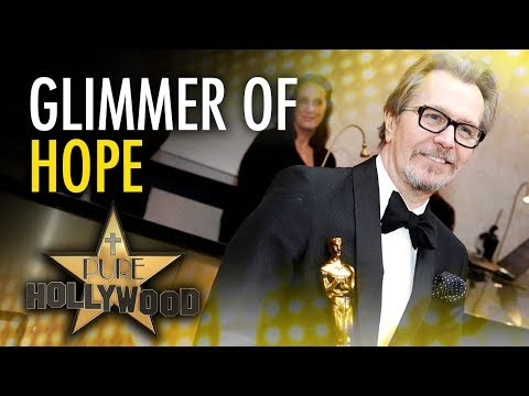 "Gary Oldman a ""glimmer of hope"" at America-bashing Oscars | Ben Davies"