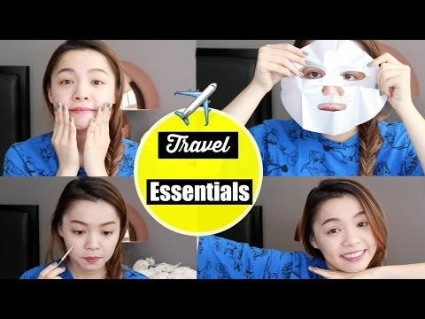 Đồ Không Thể Thiếu Khi Đi Du Lịch ♡ Travel Essentials ♡ TrinhPham