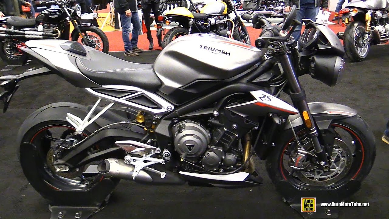2017 triumph street triple rs 675 walkaround 2017 montreal motorcycle show youtube. Black Bedroom Furniture Sets. Home Design Ideas