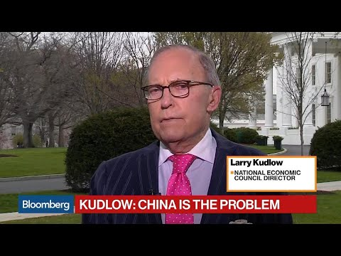 NEC Director Larry Kudlow on U.S.-China Trade, Tariffs