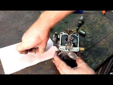 Harley, Keihin carburetor inlet fuel fitting replacement