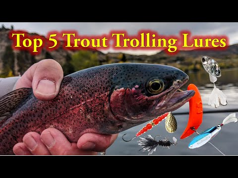 Top 5 Trout Trolling Lures