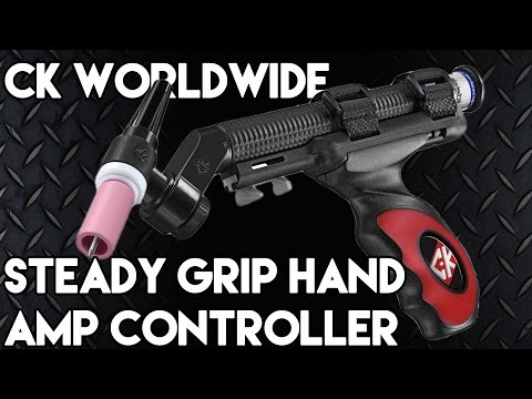 "CK Worldwide Steady Grip ""Pistol Grip"" Hand Control Review 