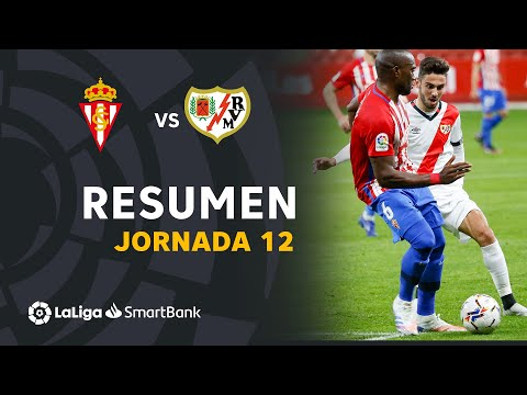 Gijon Vallecano Goals And Highlights