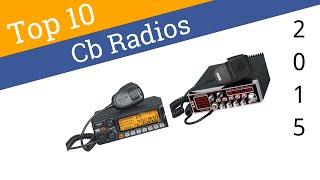 10 Best CB Radios 2015