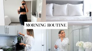 MORNING ROUTINE 2020 |  REALISTIC + HEALTHY MORNING HABITS | Katie Musser