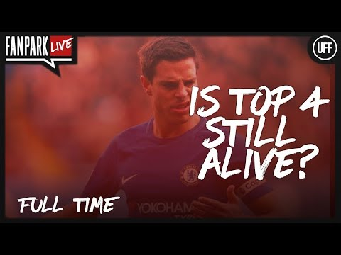 Is Top 4 Still Alive? - Chelsea 1-1 West Ham - Full Time Phone In - FanPark Live