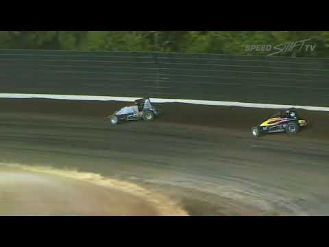 "USAC ""Louie Vermeil Classic"" Sprint Car Highlights | Calistoga Speedway 9.1.18"