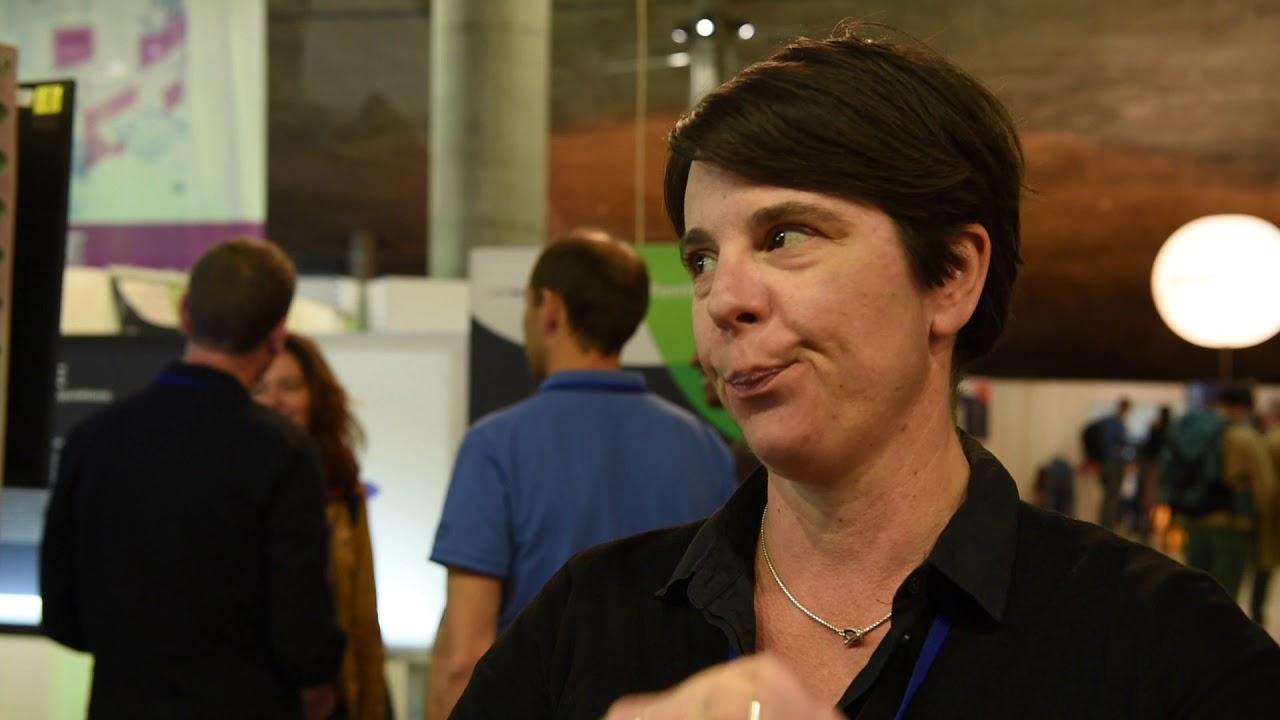 Pour le CNRS, le LICA rencontre Marie Coris, de l'Université de Bordeaux : thème «Tous en sciences»