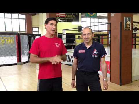 August Barraco MMA JKD Unlimited