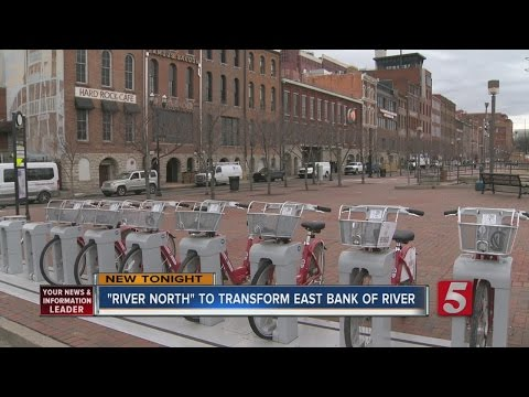 """New Development """"River North"""" Coming To East Bank Of Cumberland River In Nashville"""