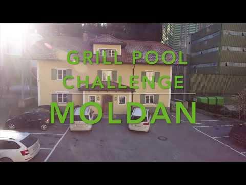 Grill Pool Challenge 2018 Moldan