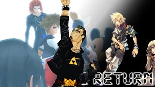 Kingdom Hearts 3 - The Return of Roxas and Xion Confirmed! - Theory Proven?