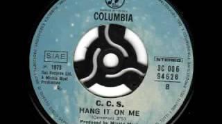 C.C.S.  -   hang it on me