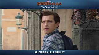Spider-Man : Far From Home - Extrait :