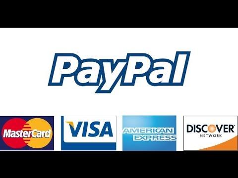Paypal számla nyitása