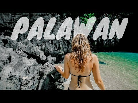 PALAWAN VLOG 1: UNBELIEVABLE BEACHES IN EL NIDO | PHILIPPINE