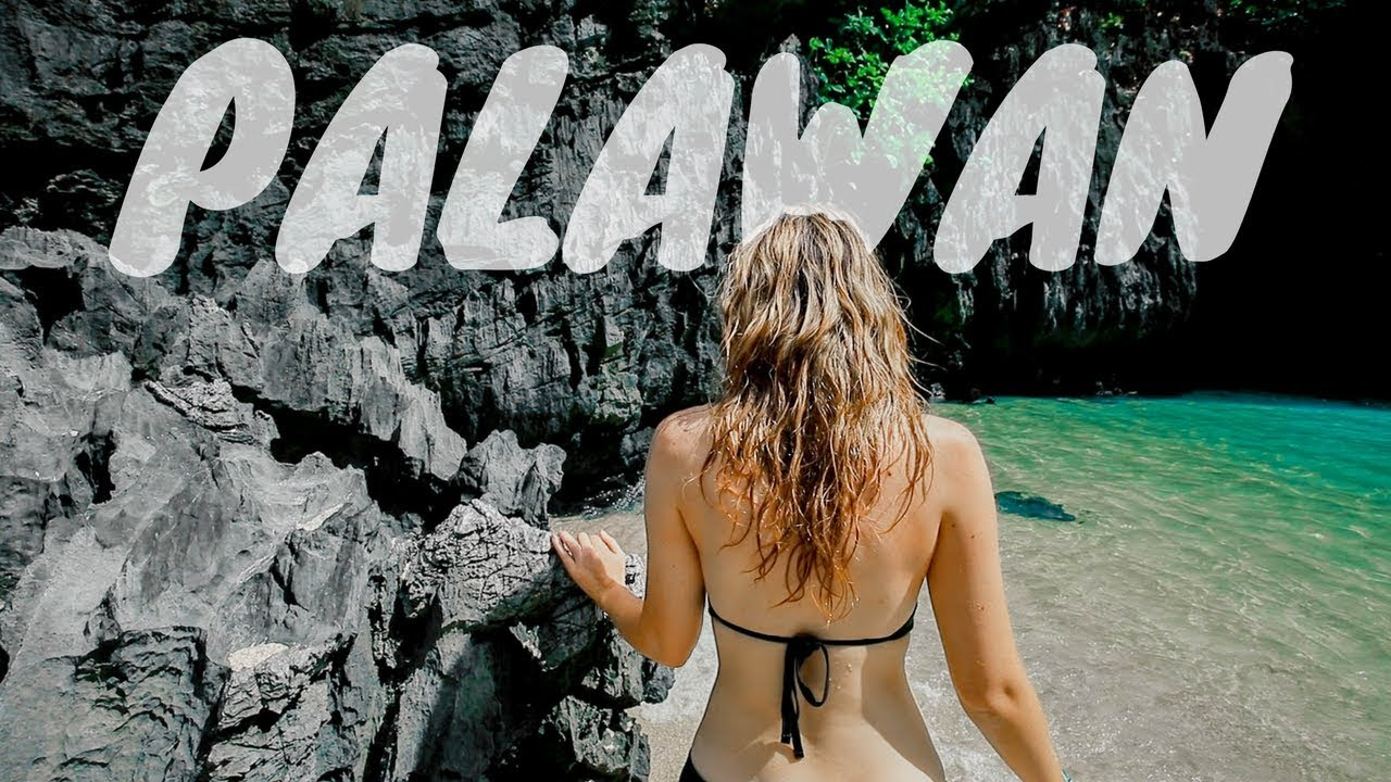 PALAWAN VLOG 1: UNBELIEVABLE BEACHES IN EL NIDO | PHILIPPINES BLOG