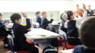 Открытый урок в школе - 1 класс - Алан