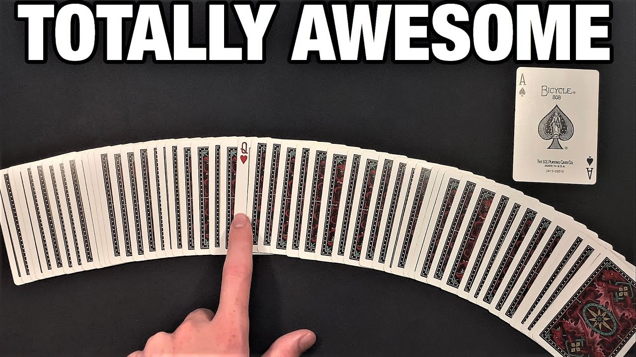 This IMPRESSIVE Card Trick Must Be In Your Routine!