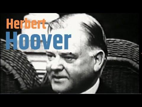 Herbert Hoover Biography