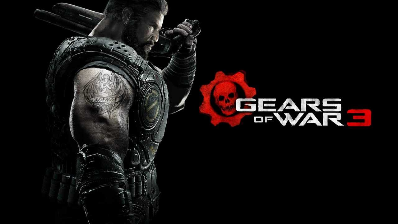 gears of war 3 soundtrack dom death theme youtube