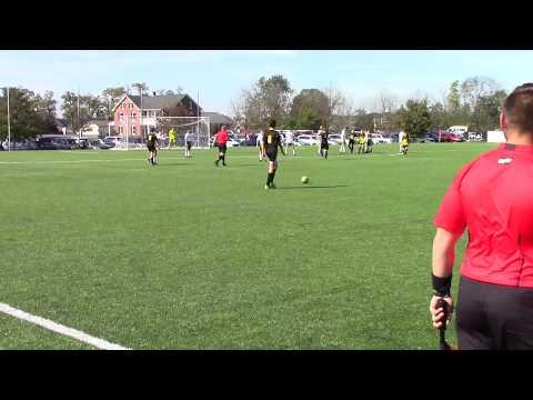 U14 Continental FC Delco Vs PA Classics 1st half
