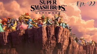 Super Smash Bros Ultimate: World Of Light Episode 22 - Ruby In Smash Bros?!