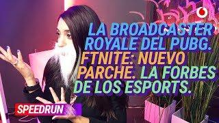 #Speedrun 24/10: PUBG Broadcaster Royale y el nuevo parche de Fortnite