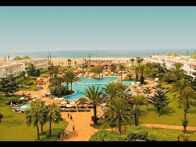 Hotel Iberostar Founty Beach Maroko Agadir Youtube