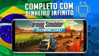 Download Farming Simulator 2018 - DINHEIRO INFINITO!