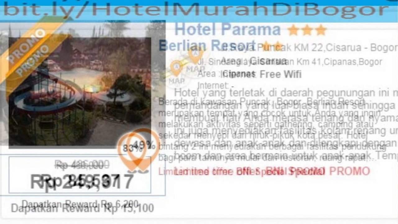 Hotel Murah Di Pusat Kota Bogor Penginapan Selatan Ada Kolam Renang