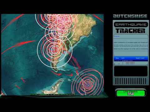 6/24/2017 -- Earthquakes hit West Coast California + Japan Coast LIVE after issuing warnings