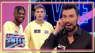 Rylan's Feral Supermarket Has Contestants Running Scared! | Supermarket Sweep