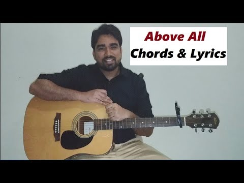 Above All chords by Michael W Smith - Worship Chords