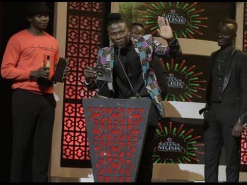 Vodafone Ghana Music Awards 2017 award winners | Ghana Music.com Video