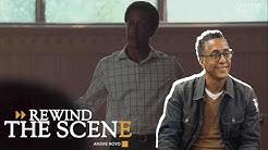 Andre Royo Breaks Down Playing A Newly Sober Bubbles In Season 5 Of 'The Wire' | Rewind the Scene
