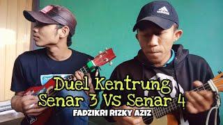 Duel Kentrung Mantab❗🤣 Senar 3 Vs Senar 4 ft Fadzikri Rizky Aziz DUEL#2