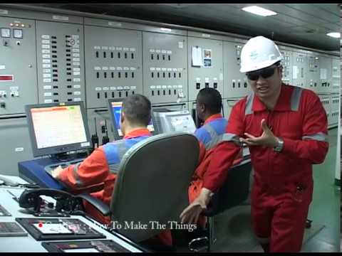 Serial How To Make The Things: How to do the Subsea Installation Eps 1 Segment 4 Of 4