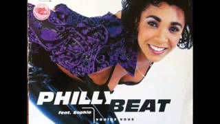 PHILLY BEAT FEAT  SOPHIA   voulez vous radio mix B3