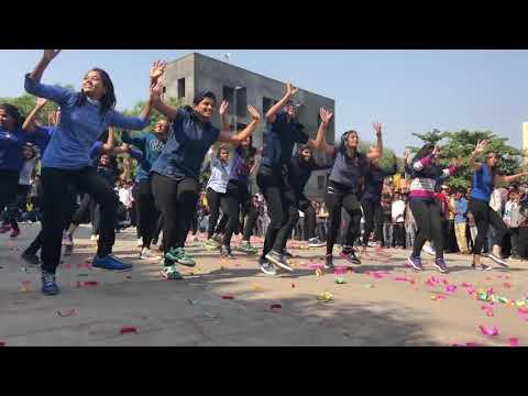 Flash mob | Gandharva 2018 | VIIT Pune | 4K