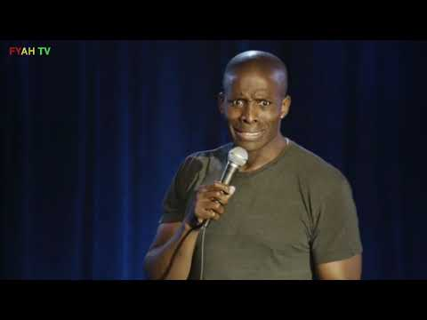 Godfrey's  Regular Black  One Hour Showtime Comedy Special